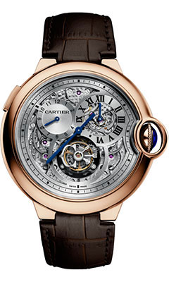 Cartier Ballon Bleu Flying TourbillonW6920045