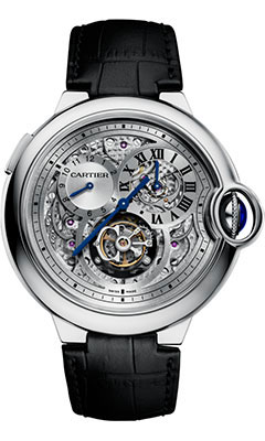 Cartier Ballon Bleu Flying TourbillonW6920081
