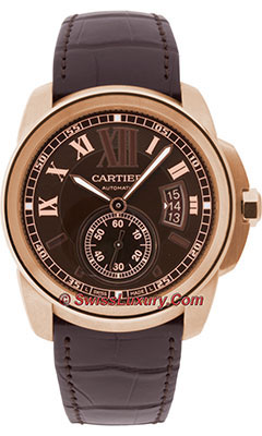 Cartier Calibre de Cartier Automatic GoldW7100007
