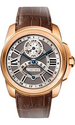 Cartier Calibre de Cartier Perpetual CalendarW7100029