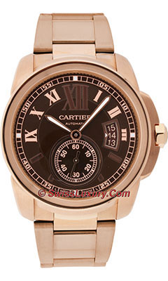 Cartier Calibre de Cartier Automatic GoldW7100040