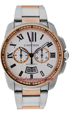 Cartier Calibre de Cartier Stainless Steel W7100042
