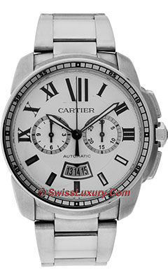 Cartier Calibre de Cartier Stainless SteelW7100045
