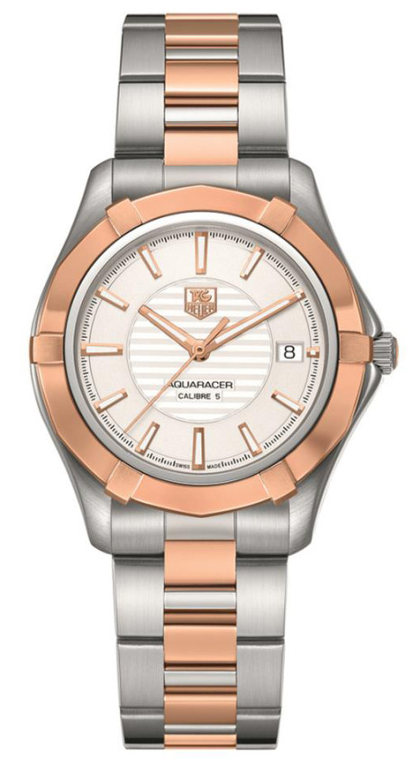 Tag Heuer Aquaracer Calibre 5 Automatic Watch 40 mm WAP2150.BD0839