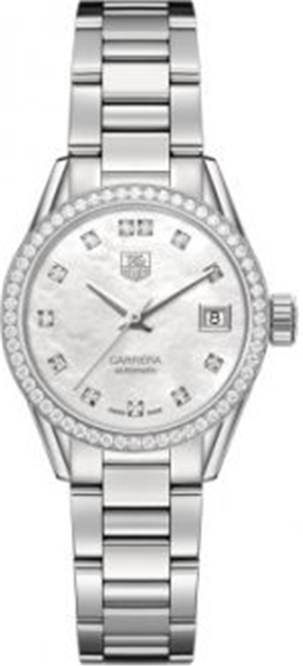 Tag Heuer Carrera Automatic Ladies Watch WAR2415.BA0776 Replica