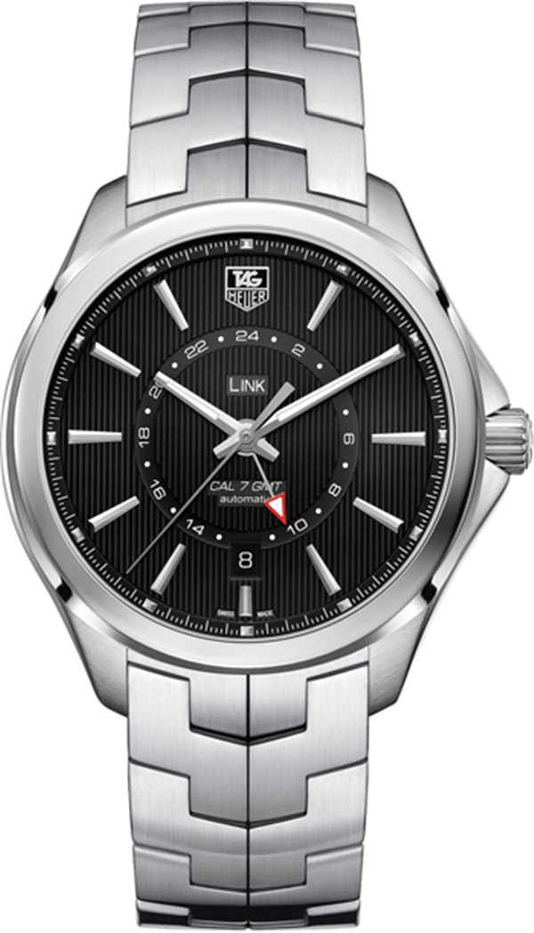 Tag Heuer Link Automatic Black Dial WAT201A.BA0951 Replica