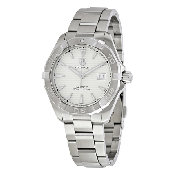 Tag Heuer Aquaracer Silver Dial Automatic WAY2111.BA0928 Replica