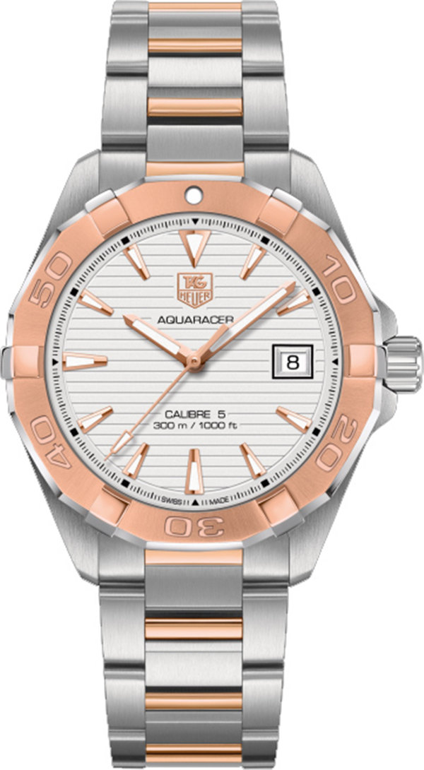 Tag Heuer Aquaracer Black Dial WAY2150.BD0911 Replica