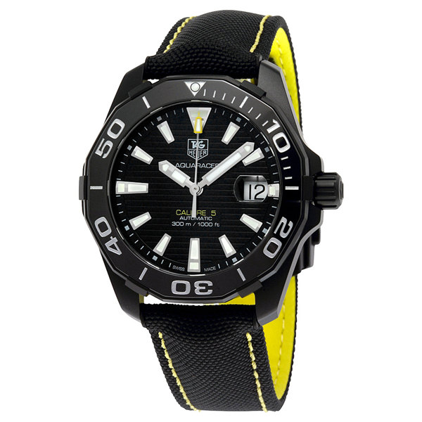 Replica Tag Heuer Aquaracer 300M Calibre 5 Automatic Watch 41 mm WAY218A.FC6362