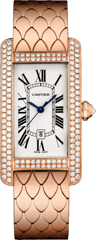 Cartier Tank Americaine WB710010 replica watch