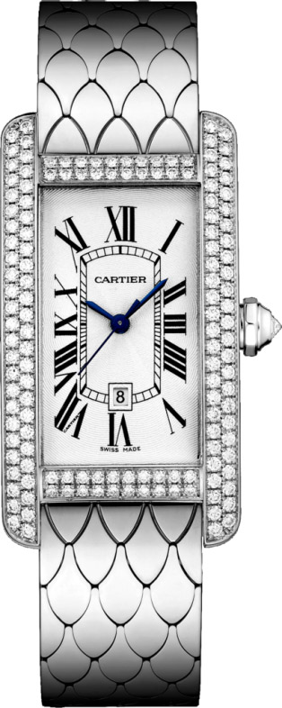Cartier Tank Americaine WB710011 replica watch