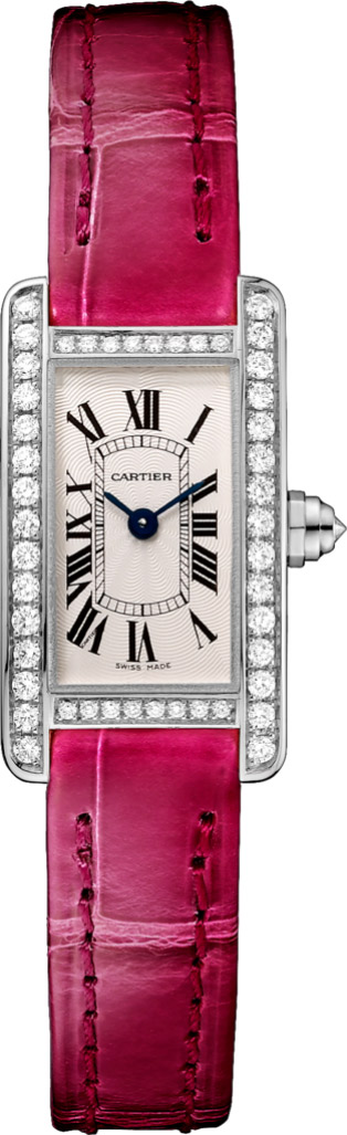 Cartier Tank Americaine WB710015 replica watch