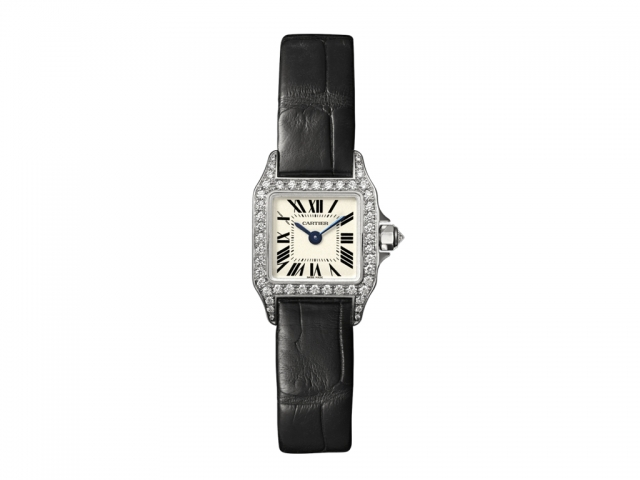 Cartier Santos Demoiselle Mini Ladies WF902005 replica watch