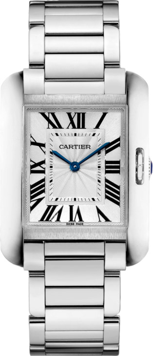 Cartier Tank Anglaise WHRO0002 replica watch