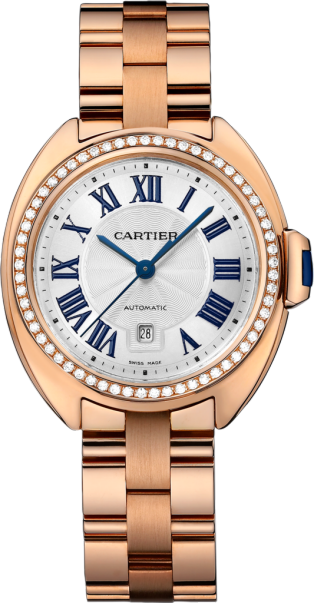 Cle de Cartier WJCL0003 replica watch