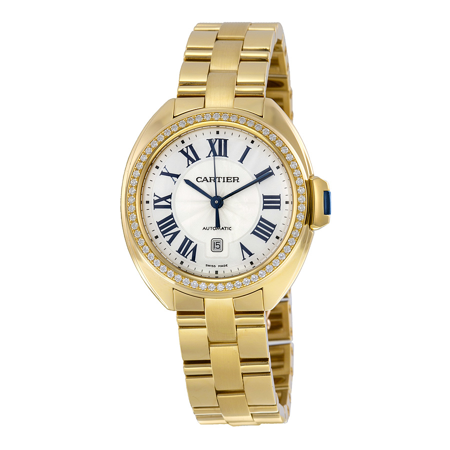 Cartier Cle de Cartier WJCL0004 replica watch