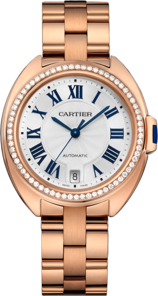Cle de Cartier Automatic 35mm Ladies replica watch