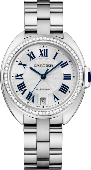Cle de Cartier WJCL0007 replica watch