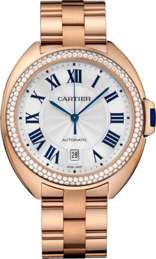 Cle de Cartier WJCL0009 replica watch