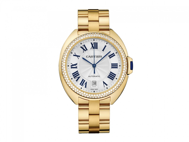 Cartier Cle de Cartier WJCL0010 Automatic Women's replica watch