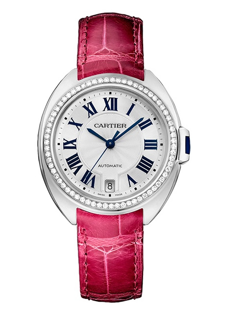 Cartier Cle de Cartie WJCL0011r Automatic 40mm replica watch