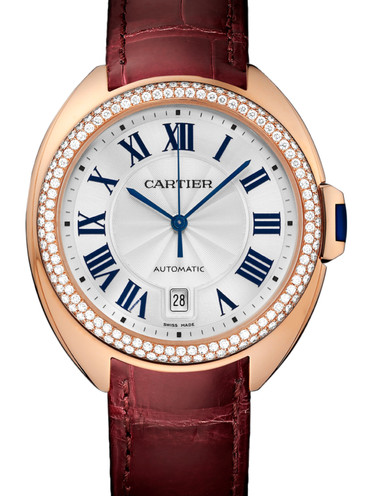 Cartier Cle de Cartie WJCL0012r Automatic 40mm Midsize replica watch