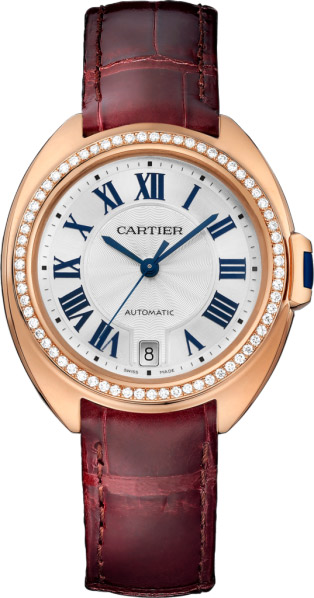 Cle de Cartier WJCL0048 replica watch