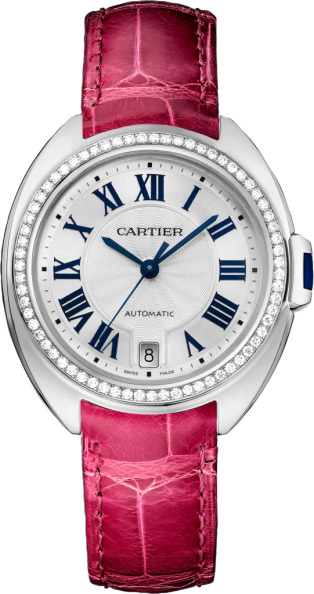 Cle de Cartier WJCL0044 WJCL0049 replica watch