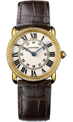 Cartier Ronde Louis Cartier SmallWR000151