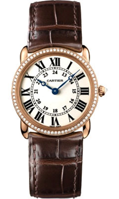 Cartier Ronde Louis Cartier SmallWR000351