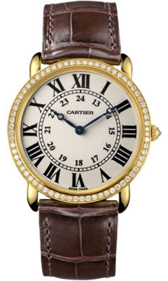Cartier Ronde Louis Cartier LargeWR000451