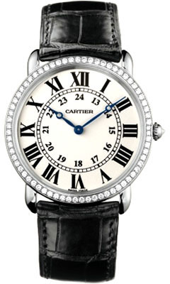 Cartier Ronde Louis Cartier LargeWR000551