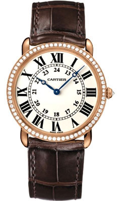 Cartier Ronde Louis Cartier LargeWR000651