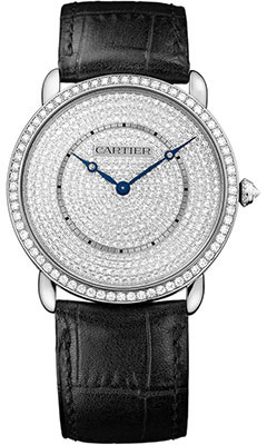Cartier Ronde Louis Cartier LargeWR007007