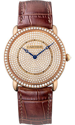 Cartier Ronde Louis Cartier LargeWR007008