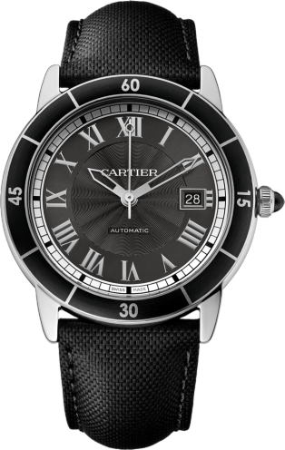 Ronde Cruise from Cartier WSRN0003 replica watch