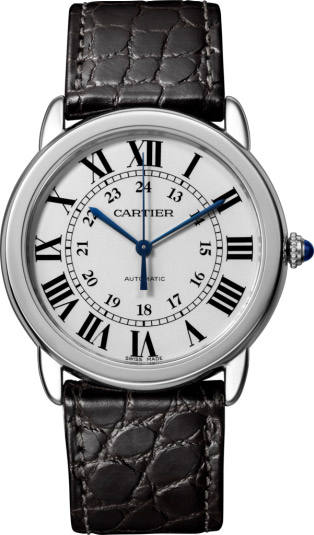 Ronde Solo de Cartier WSRN0013 replica watch