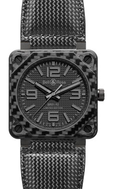 Bell & Ross BR 01-92 Automatic Carbon Fiber Phantom