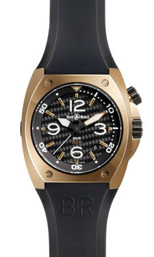 Bell & Ross BR 02-92 Automatic Pink Gold