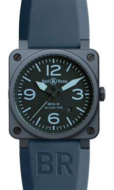Bell & Ross BR 03-92 Automatic Blue Ceramic