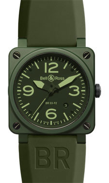Bell & Ross BR 03-92 Automatic Military Ceramic