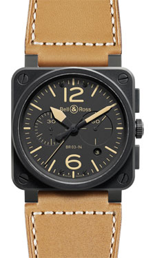 Bell & Ross BR 03-94 Chronograph Heritage