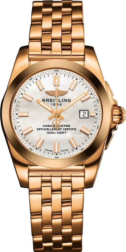 Breitling Galactic 29 Women's H7234812/A791-791H Watch