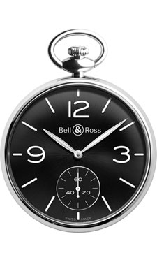 Bell & Ross Vintage BR PW1 Pocket Watch