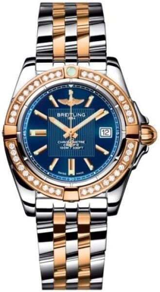 Breitling Galactic 32 Women's C71356L2/C813/367C Watch