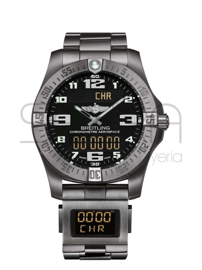 Breitling Professional Aerospace Evo 43.00 mm E7936310/BC27/E8017210/B999/172E Watch