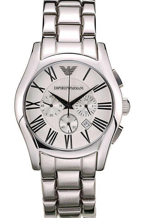 Emporio Armani Classic Man Chronograph Watch watch replica
