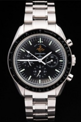 Omega SpeedMaster 50th Anniversary Limited Series (om132)