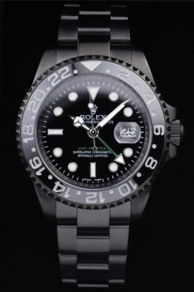 Rolex GMT Master II Full PVD Pro-Hunter Edition (rl294)