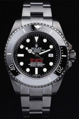 Rolex Swiss DeepSea Jacques Piccard Limited (srl140)